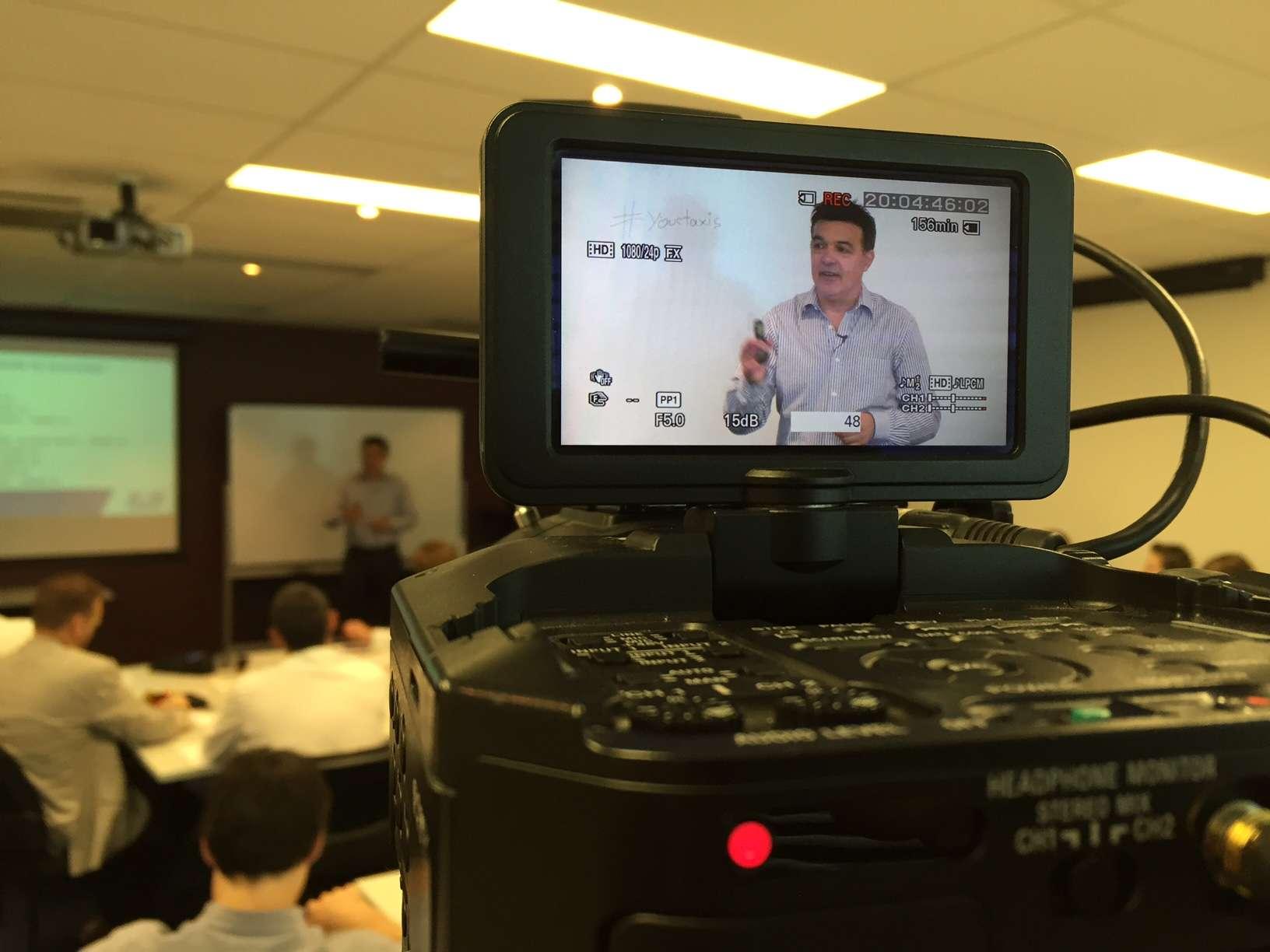 Marketing Seminar Speaker