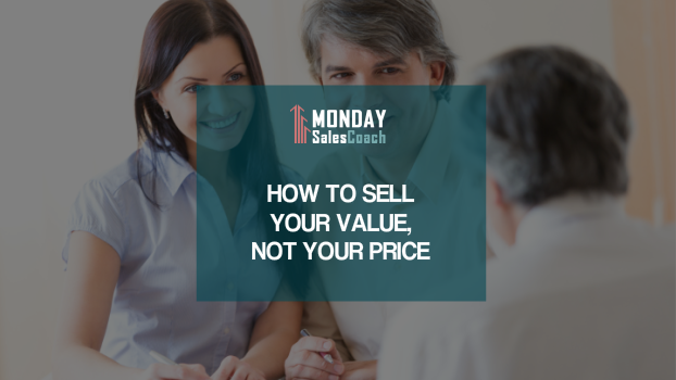 sell value not price