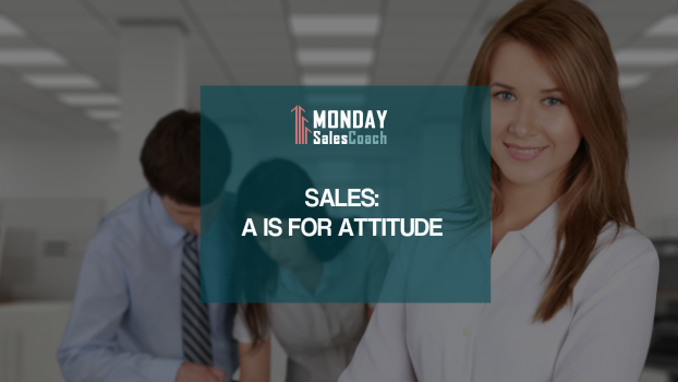 improve your sales attitude