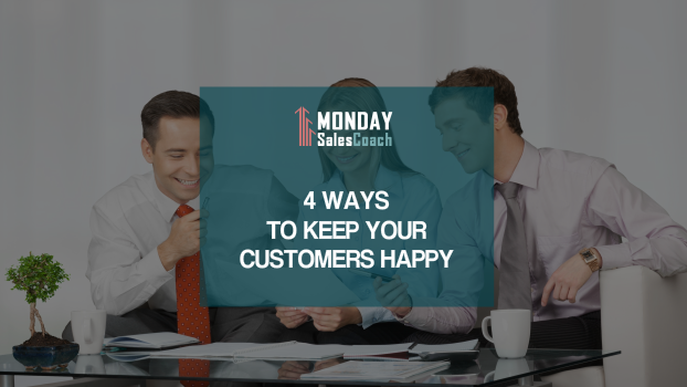 keep customers happy