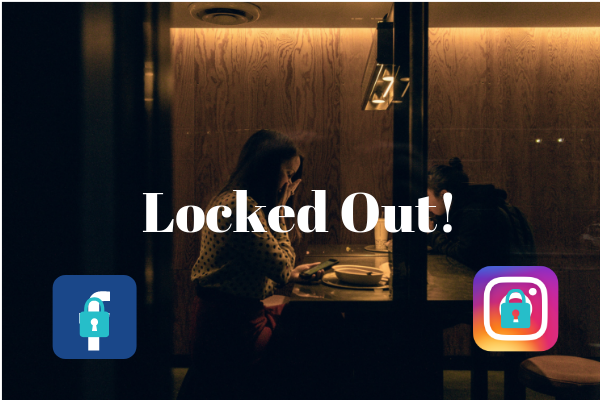 locked out of your social media
