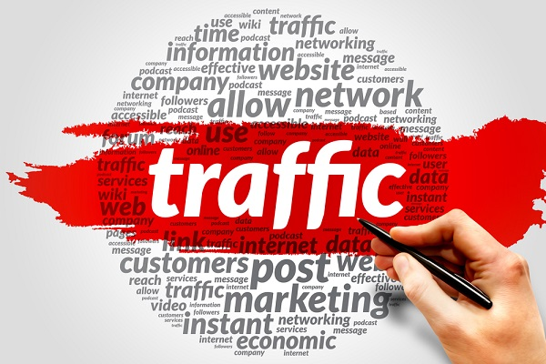 how to generate traffic to your message